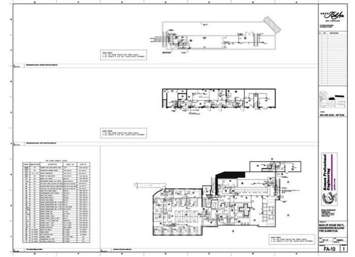 FA-10 Floor Plan 2nd